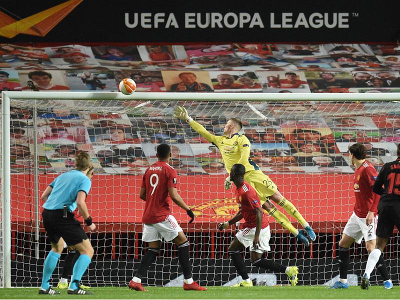 ยูฟ่า ยูโรป้า ลีก : แมนยู 0-0 โซเซียดาด
