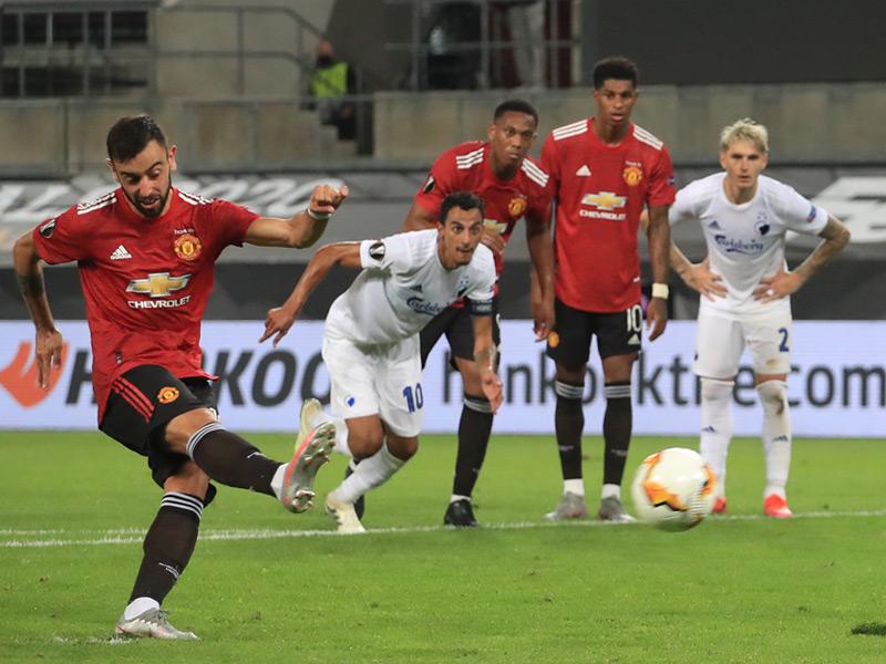 ยูฟ่า ยูโรป้า ลีก : แมนยู 1-0 โคเปนเฮเก้น