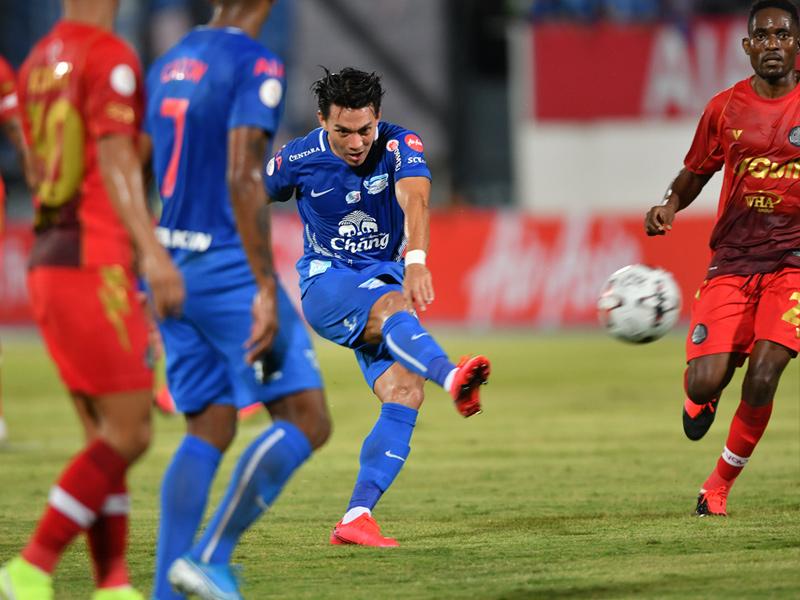 ไทยลีก : ชลบุรี เอฟซี 2-0 ระยอง เอฟซี