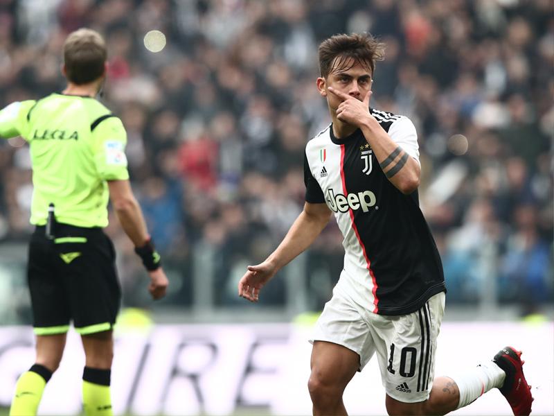 เซเรีย อา อิตาลี : ยูเวนตุส 2-0 เบรสชา