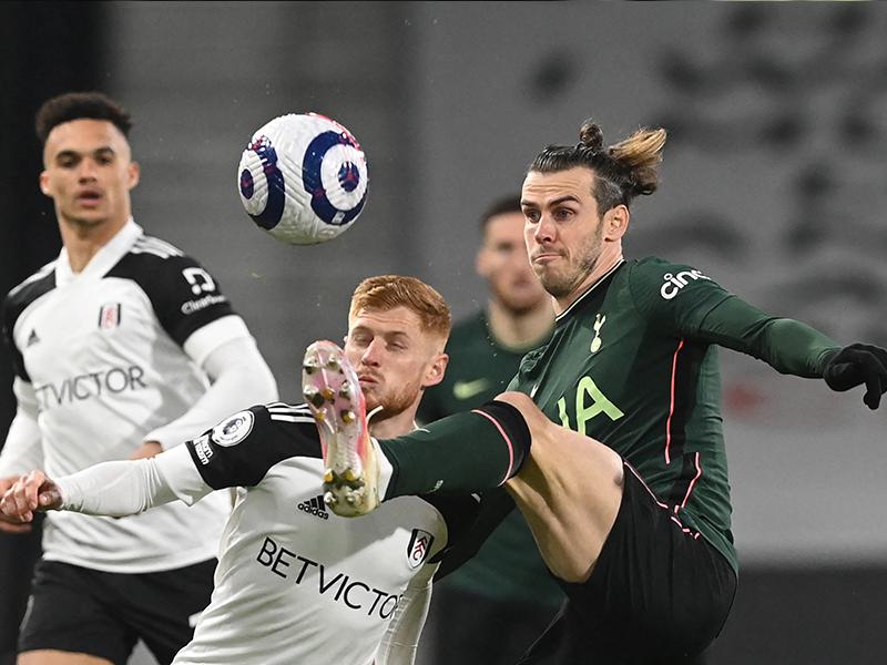 พรีเมียร์ลีก อังกฤษ : ฟูแล่ม 0-1 สเปอร์ส