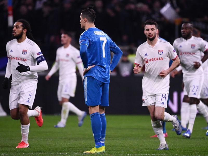 ยูฟ่า แชมเปี้ยนส์ ลีก : ลียง 1-0 ยูเวนตุส
