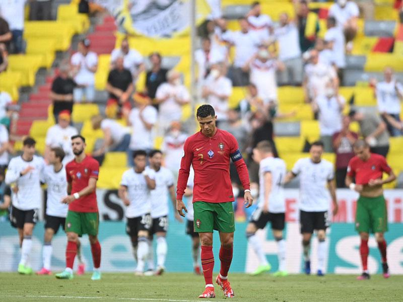 ยูโร 2020 : โปรตุเกส 2-4 เยอรมนี
