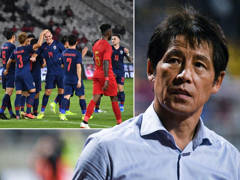 อากิระ นิชิโนะ เปิดใจหลังพา ทีมชาติไทย ประเดิมคว้าชัยนัดแรก