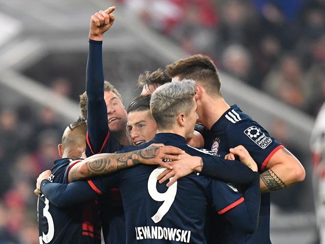 บุนเดสลีกา เยอรมนี : สตุ๊ตการ์ท 0-1 บาเยิร์น มิวนิค