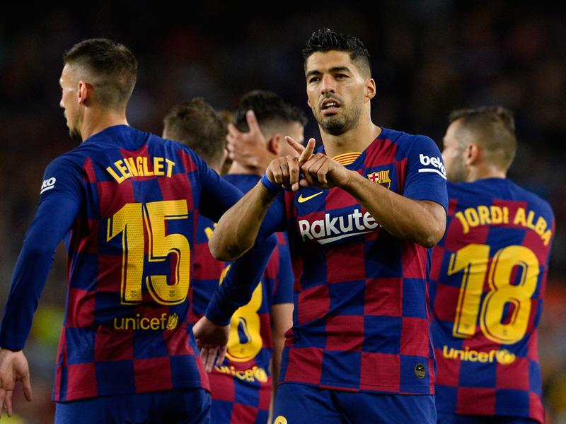ลา ลีกา สเปน : บาร์เซโลน่า 5-2 บาเลนเซีย