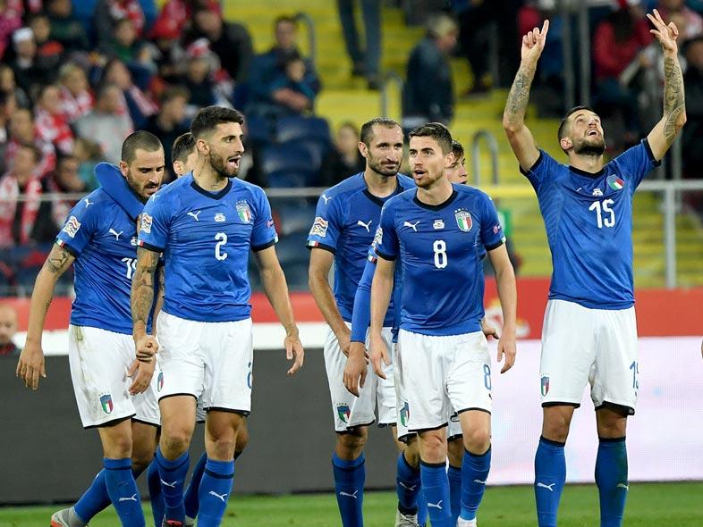 ยูฟ่า เนชั่นส์ ลีก : โปแลนด์ 0-1 อิตาลี