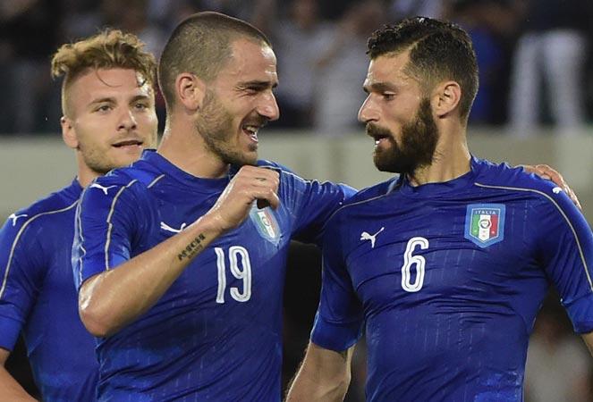อิตาลี 2-0 ฟินแลนด์ : อัซซูรี่มาดี