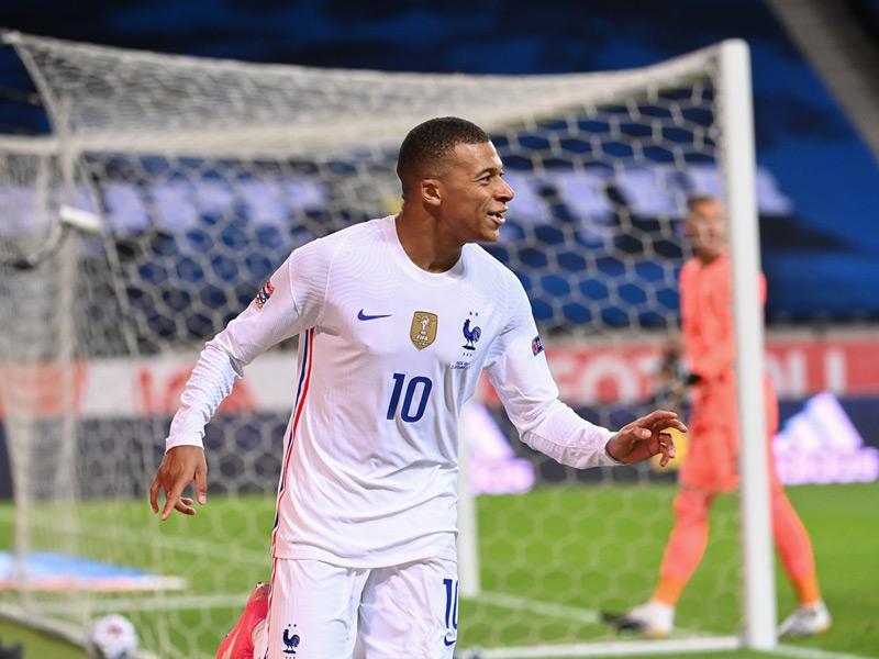ยูฟ่า เนชั่นส์ ลีก : สวีเดน 0-1 ฝรั่งเศส