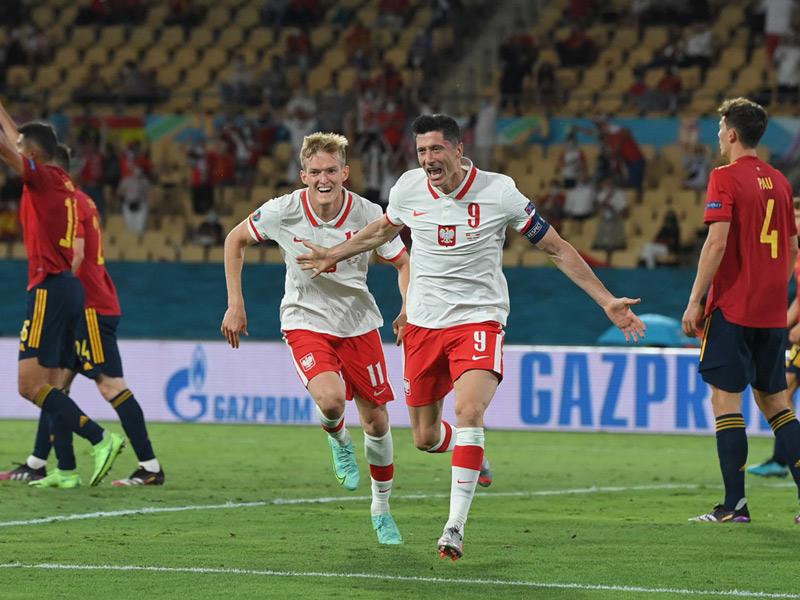 ยูโร 2020 : สเปน 1-1 โปแลนด์