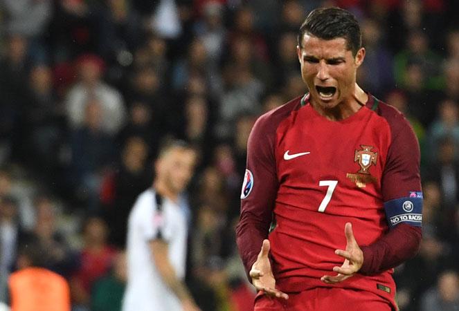 ยูโร 2016 : โปรตุเกส 0-0 ออสเตรีย