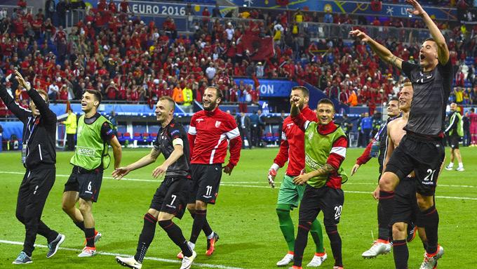 ยูโร 2016 : แอลเบเนีย.. มาทั้งทีมีดีกว่าที่ใคร ๆ คิด