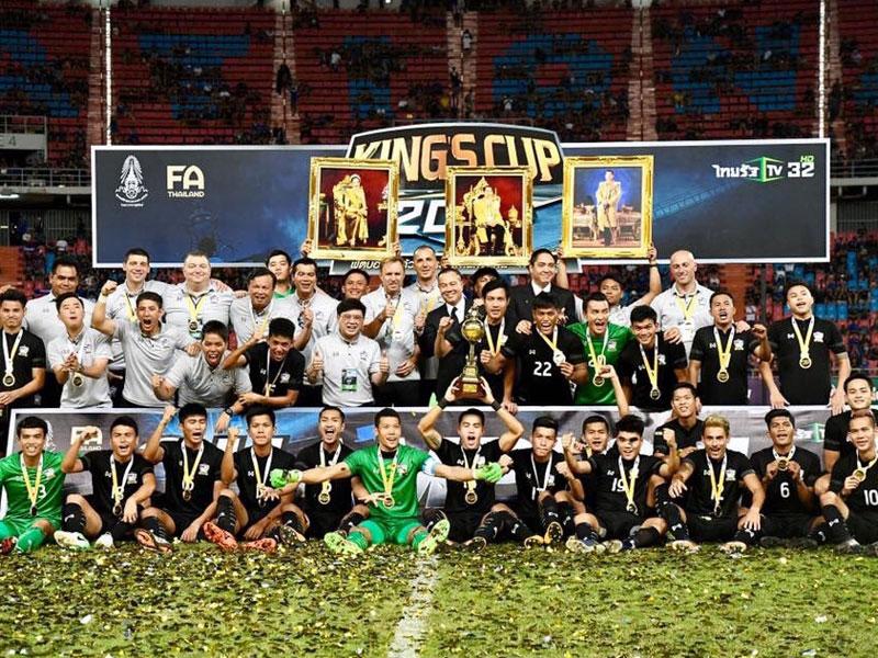 ครบ 4 ทีม !! สมาคมฟุตบอล ยืนยัน กือราเซา ตอบรับร่วมโม่แข้ง คิงส์ คัพ ครั้งที่ 47