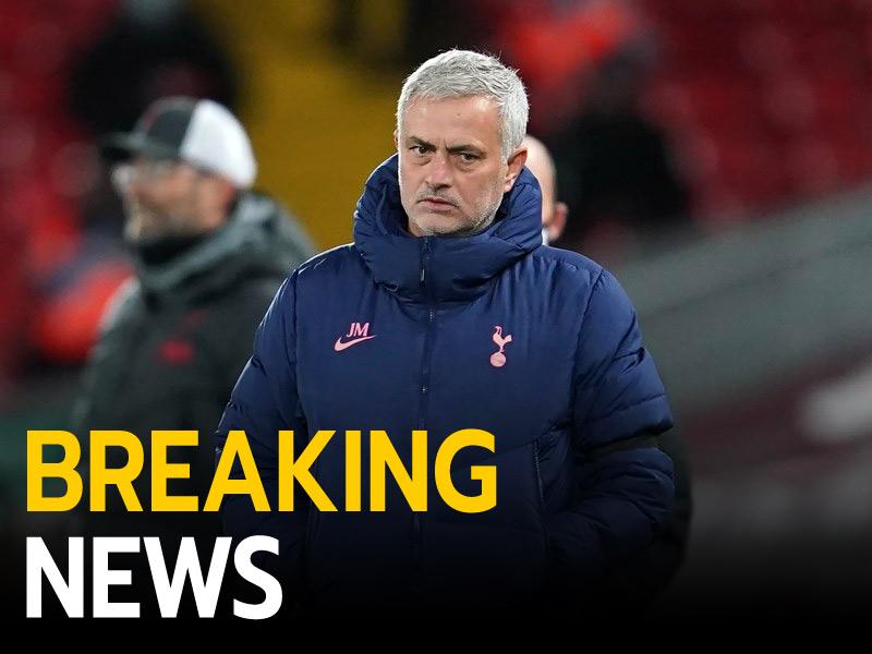 BREAKING NEWS !! สเปอร์ส ปลด โชเซ่ มูรินโญ่ พ้นตำแหน่งผู้จัดการทีม
