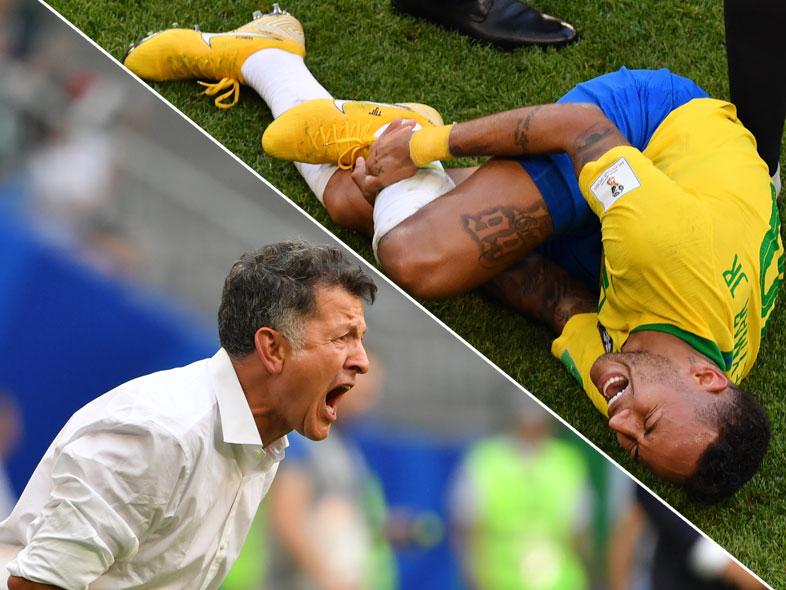 ฟุตบอลโลก 2018 : กุนซือเม็กซิโก จวก เนย์มาร์ สำออยจนดูเหมือนตัวตลก