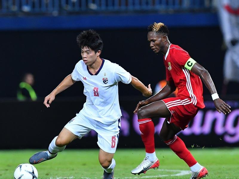 ฟุตบอลอุ่นเครื่อง : ทีมชาติไทย 1-1 ทีมชาติคองโก