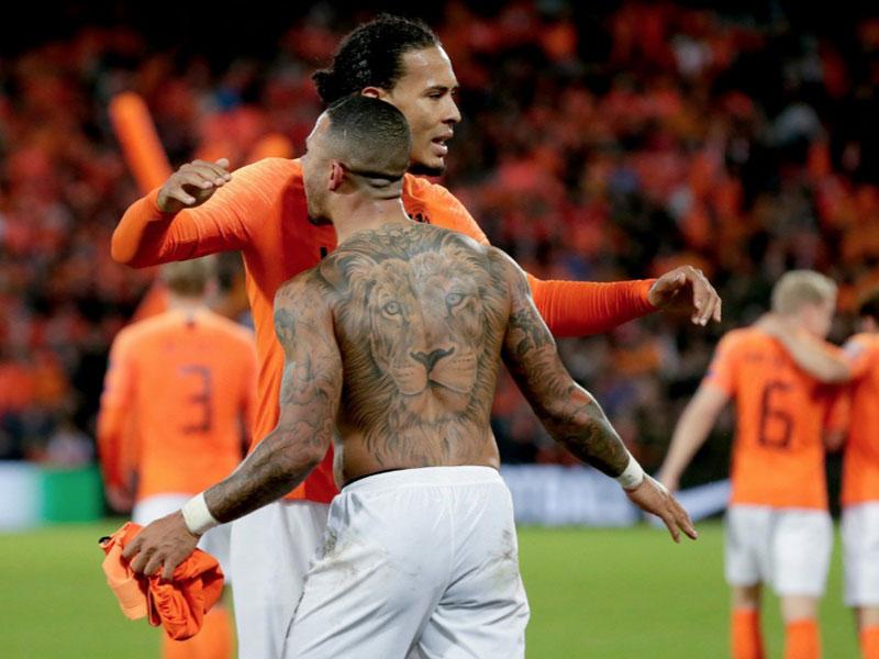 ยูโร 2020 รอบคัดเลือก : ฮอลแลนด์ 3-1 ไอร์แลนด์เหนือ