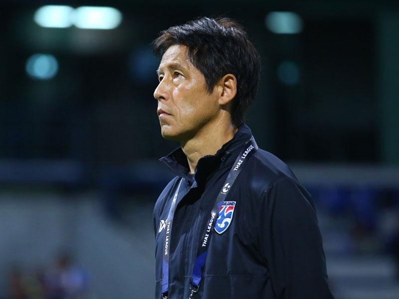 นิชิโนะ พอใจภาพรวม ทีมชาติไทย อุ่นแข้งเสมอ คองโก