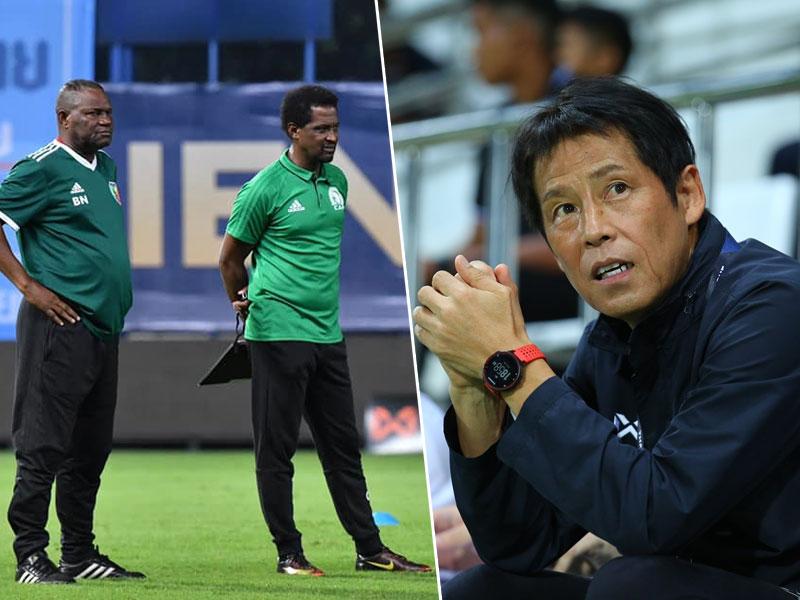 เกินคาด !! โค้ชคองโก เอ่ยปากชม ทีมชาติไทย ของ นิชิโนะ ดูดีมีอนาคต