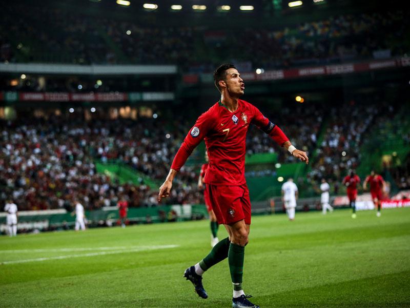 ยูโร 2020 รอบคัดเลือก : โปรตุเกส 3-0 ลักเซมเบิร์ก