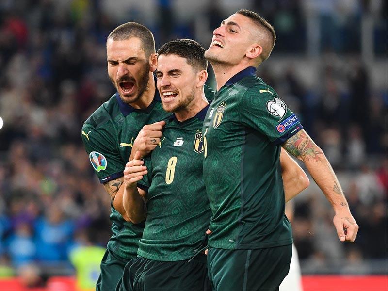ยูโร 2020 รอบคัดเลือก : อิตาลี 2-0 กรีซ