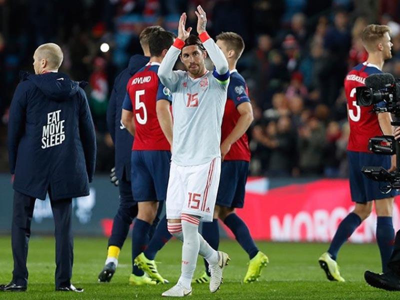 ยูโร 2020 รอบคัดเลือก : นอร์เวย์ 1-1 สเปน