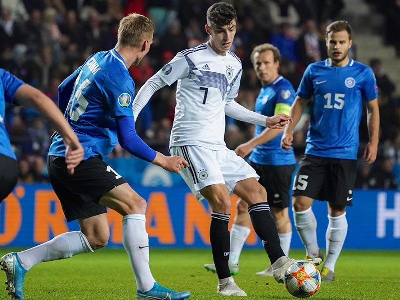 ยูโร 2020 รอบคัดเลือก : เอสโตเนีย 0-3 เยอรมนี