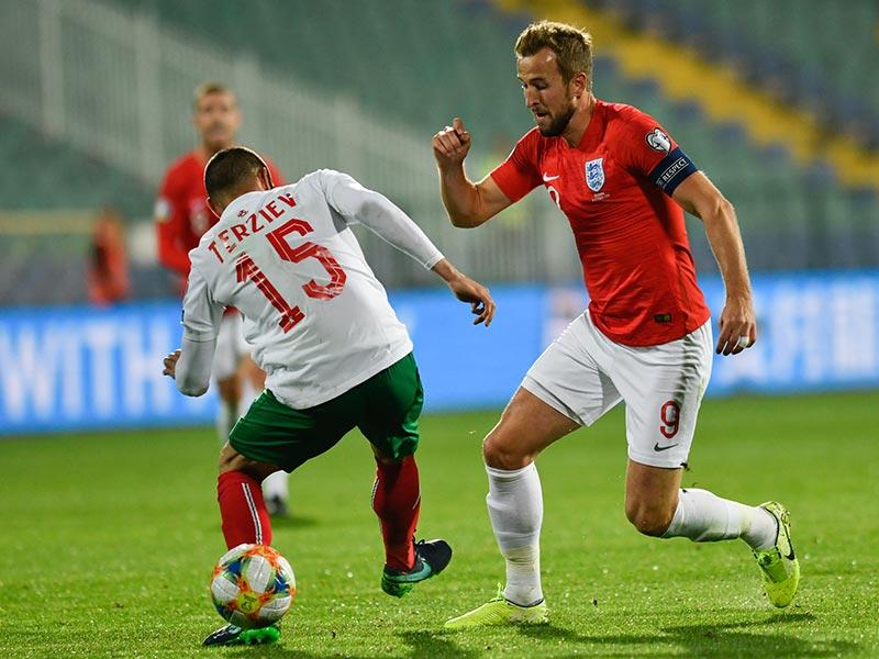 ยูโร 2020 รอบคัดเลือก : บัลแกเรีย 0-6 อังกฤษ
