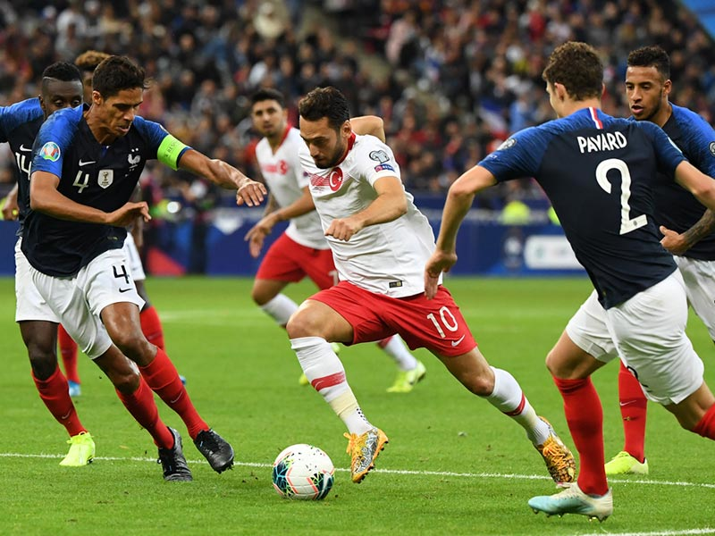 ยูโร 2020 รอบคัดเลือก : ฝรั่งเศส 1-1 ตุรกี