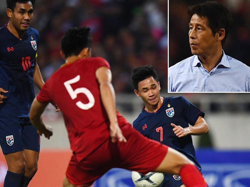 อากิระ นิชิโนะ รับต้องดึงศักยภาพนักเตะ ทีมชาติไทย ให้ได้มากกว่านี้