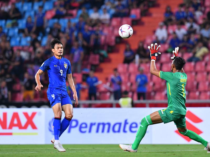 ซูซูกิ คัพ 2018 : ติมอร์-เลสเต 0-7 ทีมชาติไทย