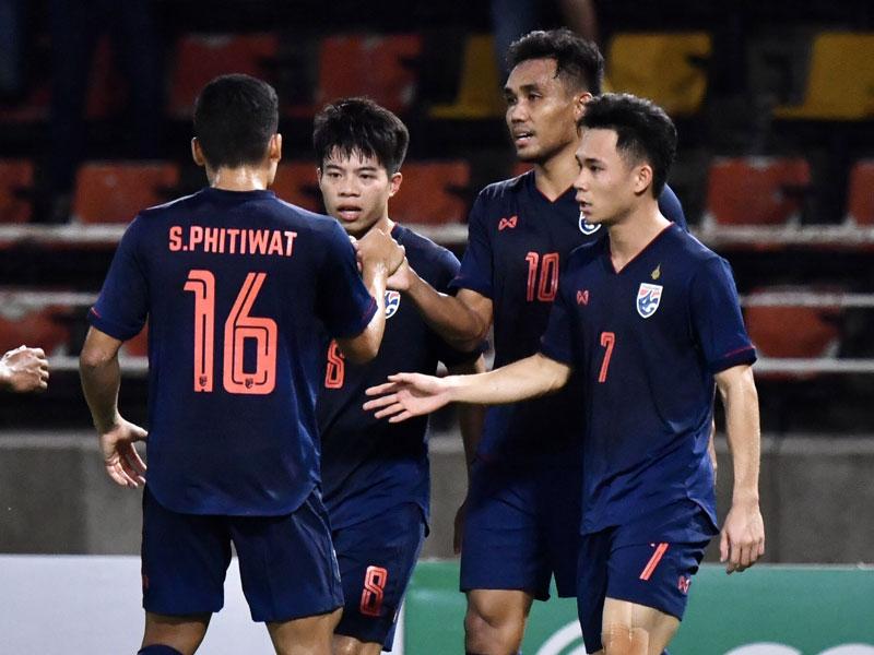 ฟุตบอลโลก 2022 รอบคัดเลือก โซนเอเชีย : ไทย 2-1 ยูเออี