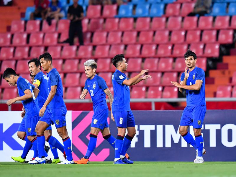 ซูซูกิ คัพ 2018 : มิโลวาน ราเยวัช พอใจฟอร์มทีมชาติไทย - ขาด 4 ตัวเก่งไม่มีผลกระทบ