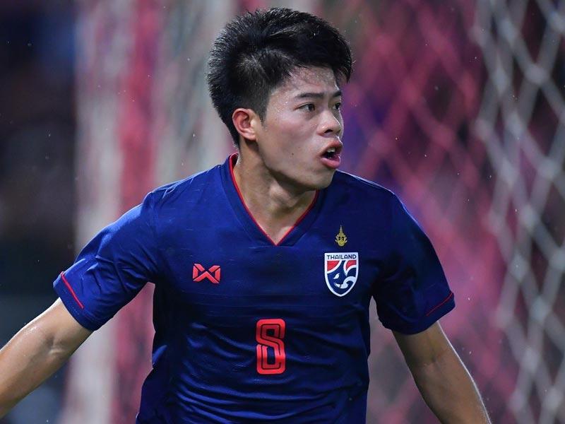 เอกนิษฐ์ ปัญญา รับ ยิงประตูในนามทีมชาติไทยชุดใหญ่ ยิ่งกว่าฝัน