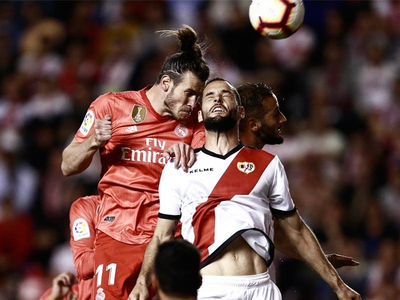 ลา ลีกา สเปน : ราโย่ 1-0 เรอัล มาดริด