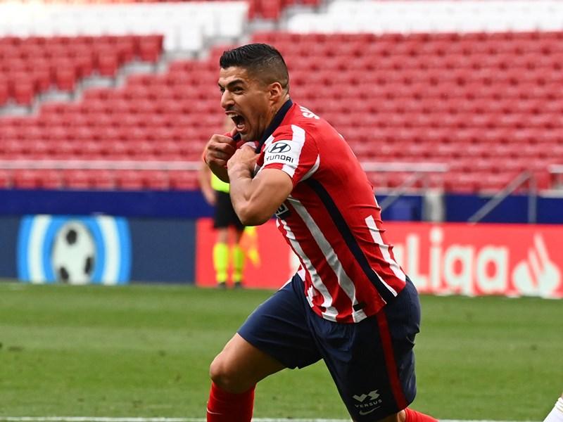 ลา ลีกา สเปน : แอตเลติโก มาดริด 2-1 โอซาซูนา