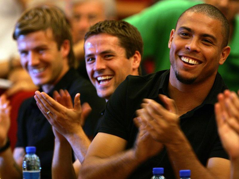 โรนัลโด้ ชี้มีแข้งอังกฤษเพียงคนเดียวที่เจ๋งพอเล่นให้บราซิล