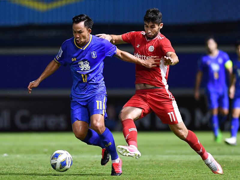 เอเอฟซี แชมเปี้ยนส์ ลีก : เวียตเทล 1-3 บีจี ปทุม