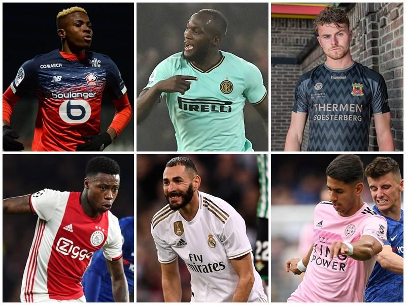 10 อันดับ ชุดแข่งฟุตบอล ที่สวยที่สุดของทีมในยุโรป ฤดูกาล 2019/2020