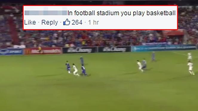 คนไทยถล่มเฟซบุ๊กสมาคมฟุตบอลเกาหลี กังขาลูกปัญหา U19 ใช้มือเล่นบอล