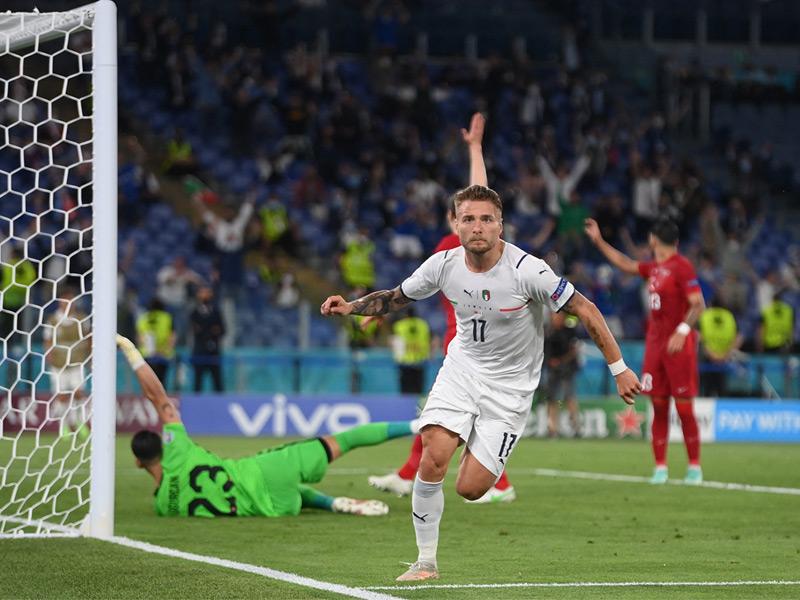 ยูโร 2020 : ตุรกี 0-3 อิตาลี