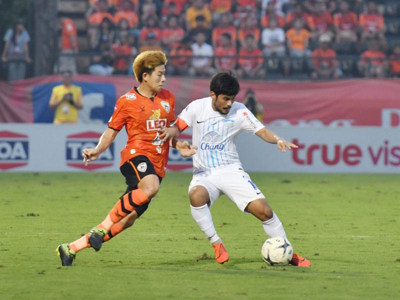 ไทยลีก : เชียงราย ยูไนเต็ด 1-0 ชลบุรี เอฟซี