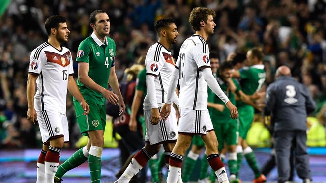 ไอร์แลนด์ 1-0 เยอรมนี : ยักษ์เขียว ล้มแชมป์โลก