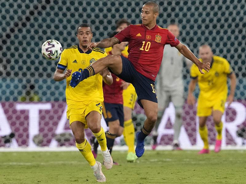 ยูโร 2020 : สเปน 0-0 สวีเดน