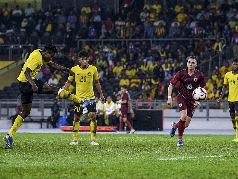 ฟุตบอลโลก 2022 รอบคัดเลือก โซนเอเชีย : มาเลเซีย 2-1 ทีมชาติไทย