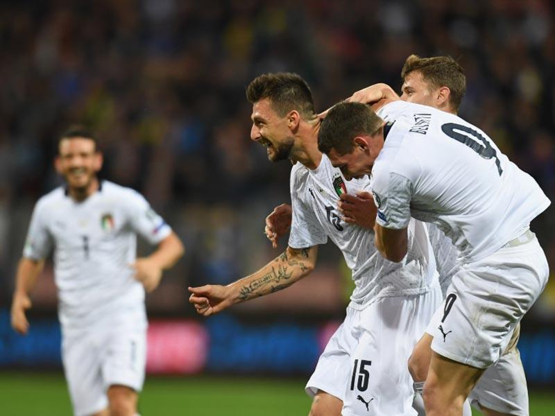 ยูโร 2020 รอบคัดเลือก : บอสเนีย 0-3 อิตาลี