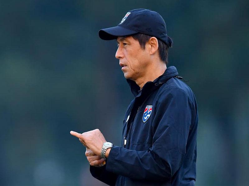 นิชิโนะ นำแข้ง ทีมชาติไทย ประเดิมซ้อมที่ เวียดนาม, เผยคุ้นเคยพื้นหญ้ามากกว่า มาเลเซีย