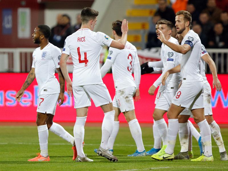 ยูโร 2020 รอบคัดเลือก : คอซอวอ 0-4 อังกฤษ