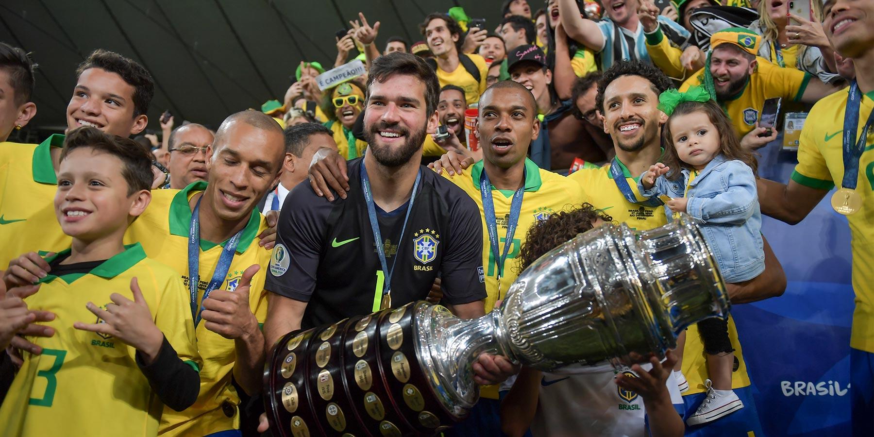 บราซิล v เปรู ผลบอลสด ผลบอล โคปา อเมริกา