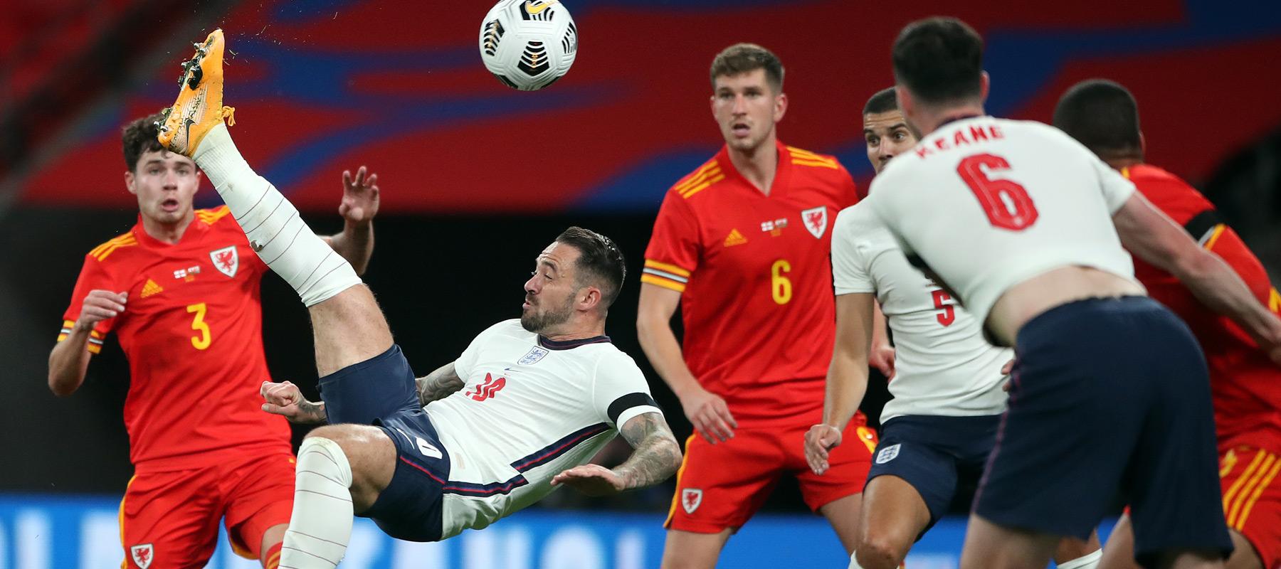 อังกฤษ v เวลส์ ผลบอลสด ผลบอล ฟุตบอลอุ่นเครื่อง
